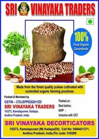 Economical Pure Organic Groundnuts
