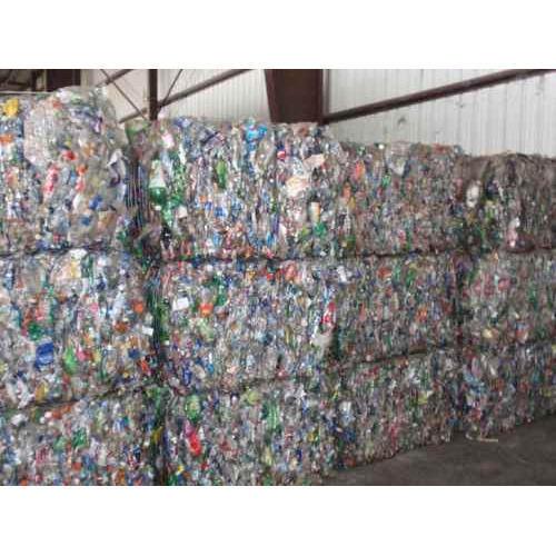 Mixed Waste Plastic Scrap