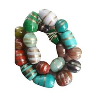 Fancy Glass Beads Necklace