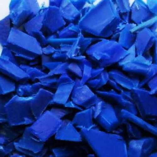 HDPE Blue Drum Flakes