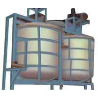 Seamless Construction Chemical Processing Tanks