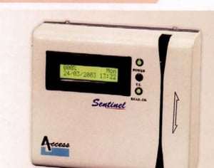 Access Control Sentinel System