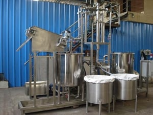Starch Recovery Machines