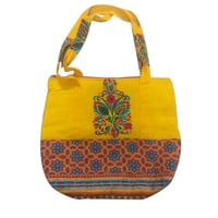 Rajasthani Embroidered Carry Bags