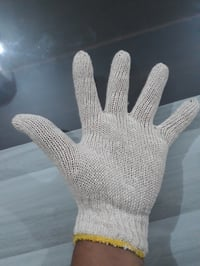 Industrial Knitted Hand Gloves