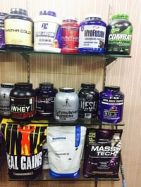 Body Building Protein Supplement