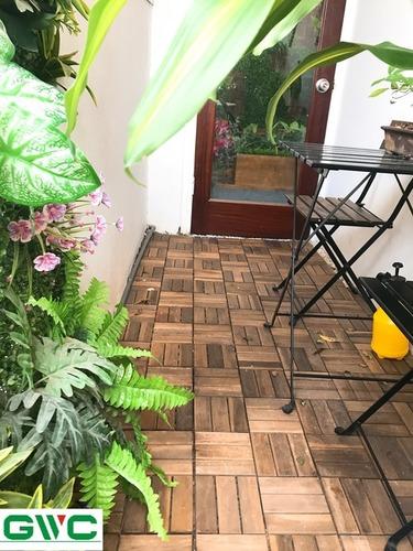 Flooring Tiles For Balcony Apartment