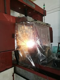 Largest Electrical Discharge Sawing Machine