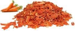 No Preservatives Dehydrated Carrot Flakes