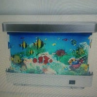 Clear Glass Fish Aquarium