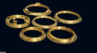 Brass Bronze Synchronizer Rings