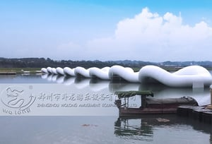 Funny Inflatable Bouncing Bridge For Sale