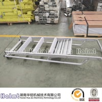 Single Industrial Folding Stairs with ISO9001