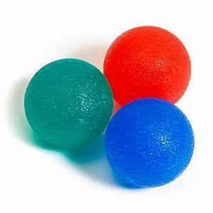 Colored Hand Ball