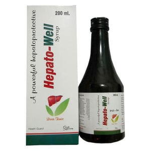 Hepatoprotective Syrup
