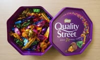 Nestle Quality Street Chocolate 900grm