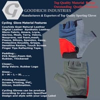 High Grade Cycling Gloves
