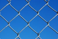 Rust Resistance Boundary Fencing