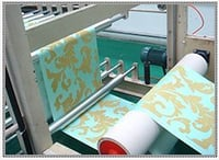Wallpaper Flocking Printing Machine