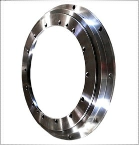L Shape Four Point Contact Turntable Slewing Bearing