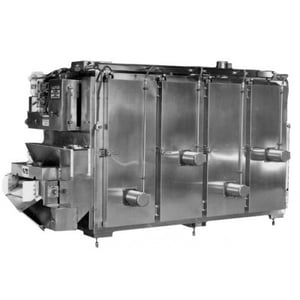 Easy To Operate Tunnel Freezer