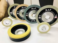 Industrial Vitrified Bond Wheels
