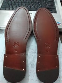 Mens Leather Shoes Sole