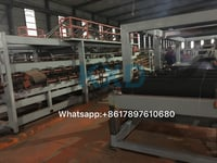 Sandwich Panel Production Line for EPS and Rock Wool Panel