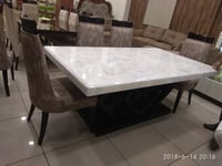 High Finish Dining Table