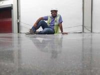 Concrete Densification and Polishing Service