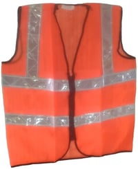 Safety Jacket With Chain