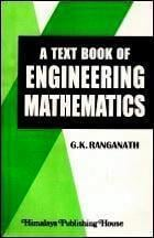 A Text Book Of Engineering Mathematics
