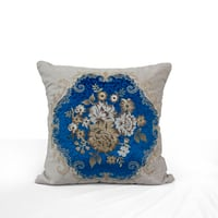 Embroidery Cushion Cover In Different Color