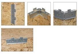 Sturdy Pallet Collar Hinges