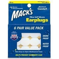 Mack'S Silicone Ear Plugs