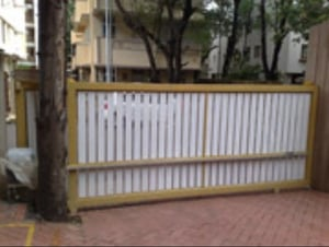 Best Quality Openable Swing Gates