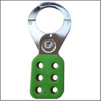 Crack Free Safety Lockout Hasp