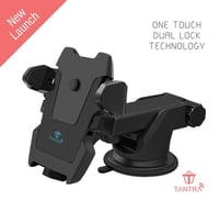 Powerful No-Distraction Car Phone Mount Holder