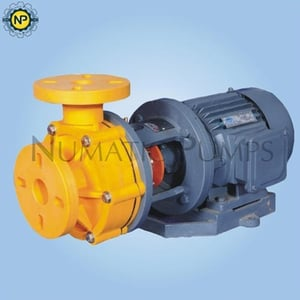 Centrifugal PP and PVDF Chemical Transfer Pump