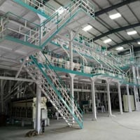 Industrial Pulses Processing Plant