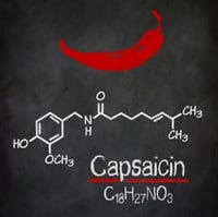 Natural Capsaicin USP Grade