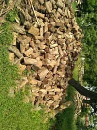 Pure Natural Dried Firewood