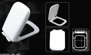 Wall Hung Seat Cover