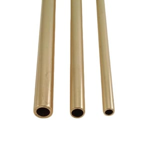 Durable Finish Brass Pipe