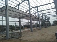 Highly Durable Steel Fabrication Structural
