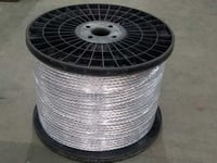 Silver Plated Braided Wire Copper Strip