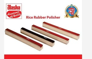 Rubber Rolls And Polisher