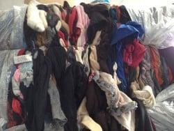Cleaned Mutilated Cashmere Sweaters