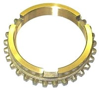 Precise Dimensions Synchronizer Rings