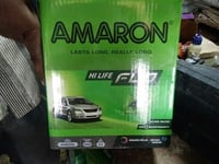 Robust Design Amaron Automotive Batteries